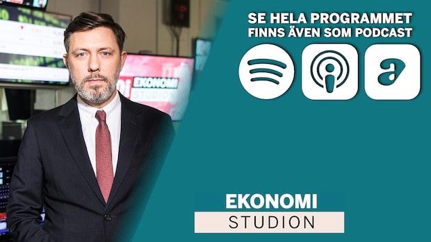 "Ekonomistudion – ""Hela ramverket har vittrat sönder"""