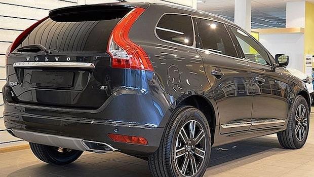 Ligan låser upp och stjäl din Volvo - utan nyckel