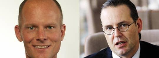 """NYSTARTZONER. """"Vi vill nu intensifiera arbetet med reformer för att bryta det allra djupaste utanförskapet. Därför går regeringen vidare med beredning av förslag om nystartzoner i Sverige"""", skriver Johnny Munkhammar (M) och Anders Borg (M)."""