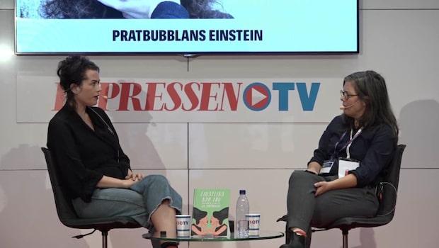 """Liv Strömquist om feminismen efter Metoo – """"Känns hoppfullt"""""""