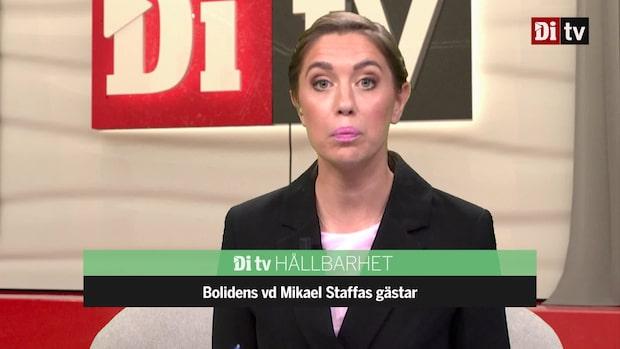 Se hela intervjun med Mikael Staffas, Boliden