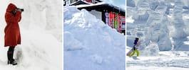 Så är det att leva i världens snöigaste stad