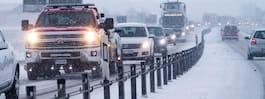 Mer snö på gång – SMHI varnar