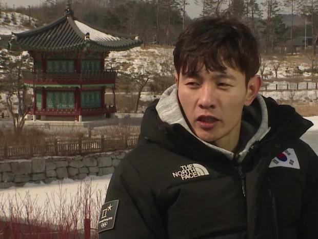 "Olympiern Kim Hyun-ki är uppväxt i Pyeongchang: ""Har förändrats"""