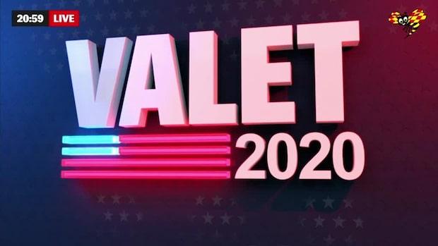 Se Expressens specialsändning om USA-valet