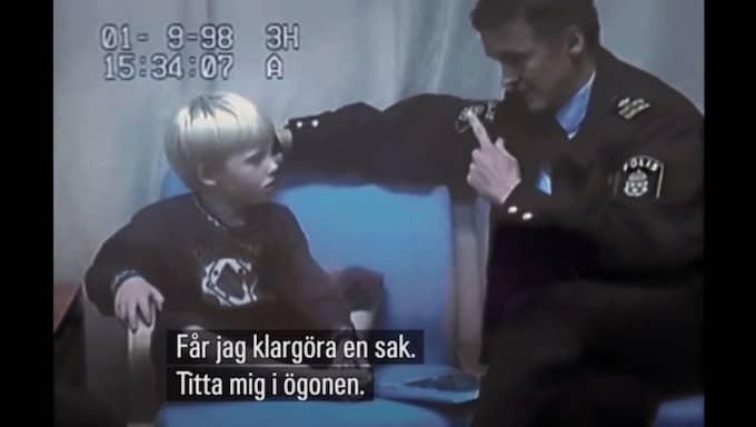 Professorn menar att han inte mördades av bröderna Robin och Christian i Arvika. Foto: Svt