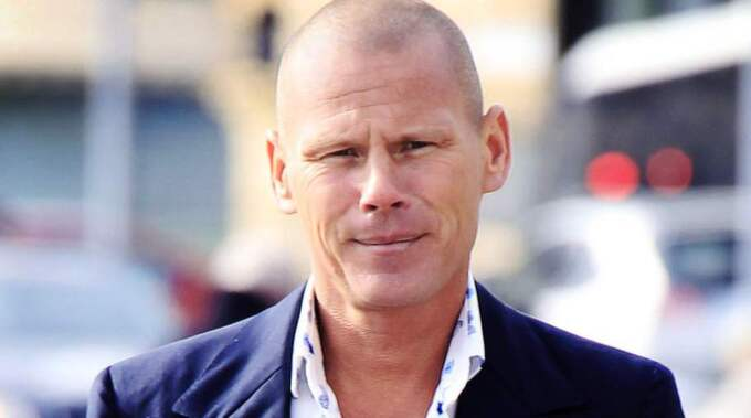 """Mons är nu öppen för att filmatisera sina böcker i framtiden. Tidigare har han sagt nej, gång på gång: """"Jag tycker svensk tv-dramatik är så dålig"""", säger han. Foto: Cornelia Nordström"""