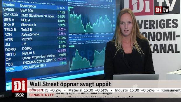 Di nyheter 15:30 - SEB vinnare på börsen efter rapport