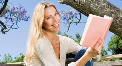 HÄLSOKUR. Att läsa skönlitteratur är rena rama träningspasset för din hjärna.