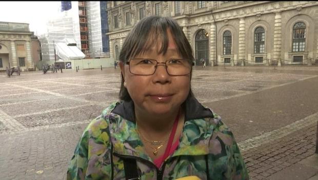 """Sara Rådö: """"Jag tycker han ska heta Bertil"""""""