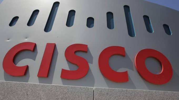 Det var i början av november som Cisco och Ericsson meddelade att de slutit ett strategiskt avtal om så kallade IP-nät. Sedan startade ryktena. Foto: Paul Sakuma