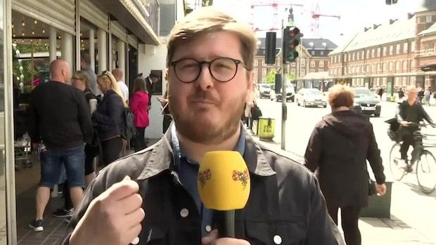 Så är läget i Köpenhamn efter att gränsen öppnats för skåningar