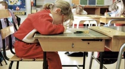 En ny utbildning speciellt för lågstadielärare ska införas. Foto: Ola Nilsson
