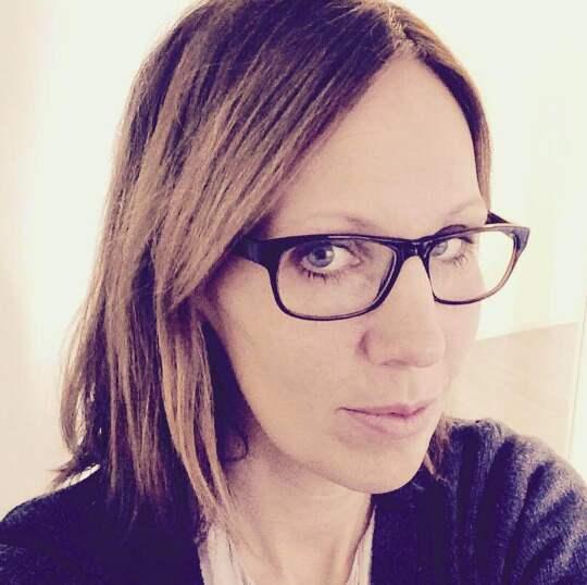 Matilda Ström, pressekreterare på fackförbundet Unionen. Foto: Privat