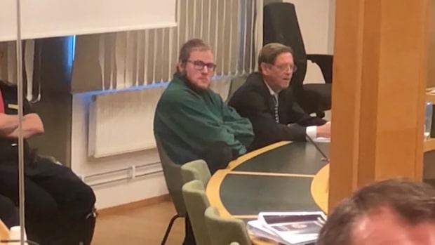 Johan Fallqvist mördade – ville känna eufori