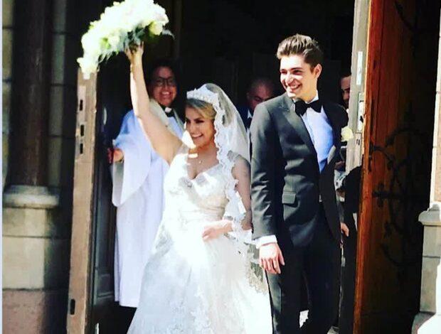 Här gifter sig Anton Ewald med Victoria
