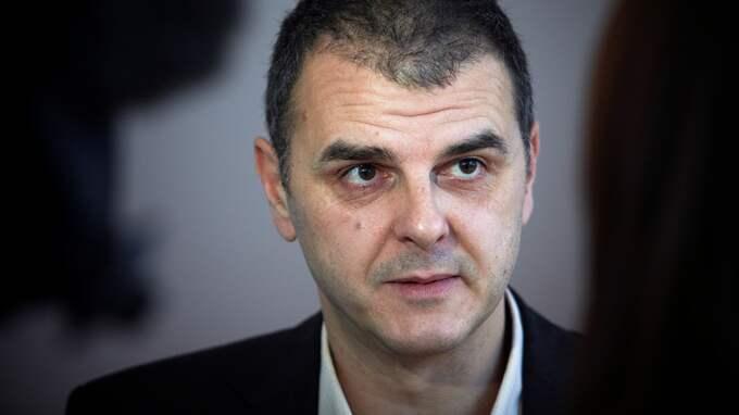 Jasenko Selimovic (L), EU-parlamentariker. Foto: HANS RUNESSON/SCANPIX SWEDEN