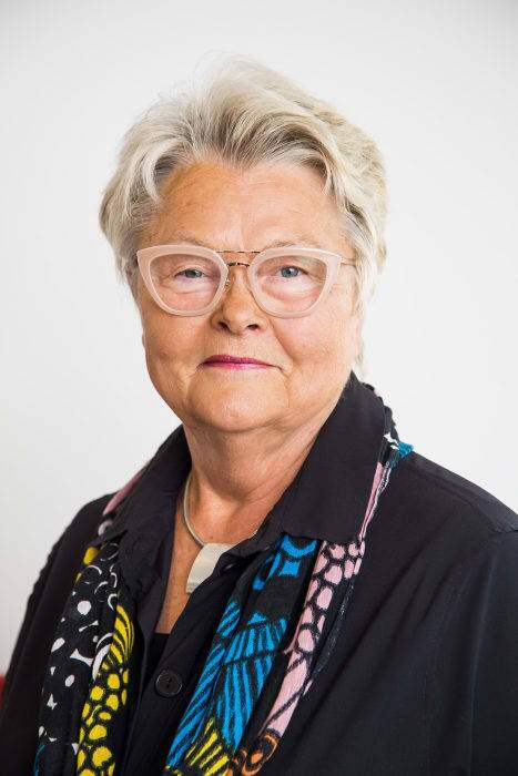"""""""Vad som sker med dem som har låg disponibel pensionsinkomst rör man inte överhuvudtaget. Det verkar som att man vägrar hantera den frågan"""", säger Eva Eriksson på SPF seniorerna – som vill att det ska löna sig att arbeta för alla. Foto: SPF seniorerna"""