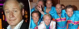 Oväntade beskedet – komikern tävlar i Melodifestivalen