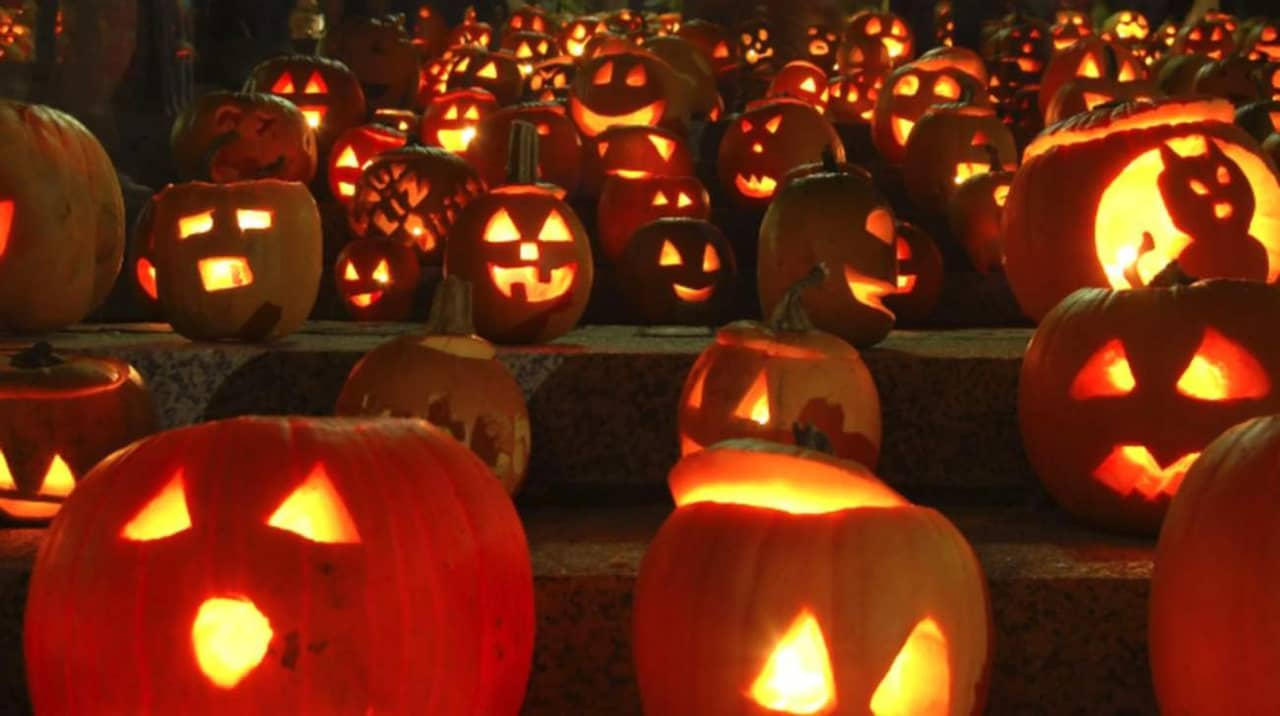 Halloween i sverige