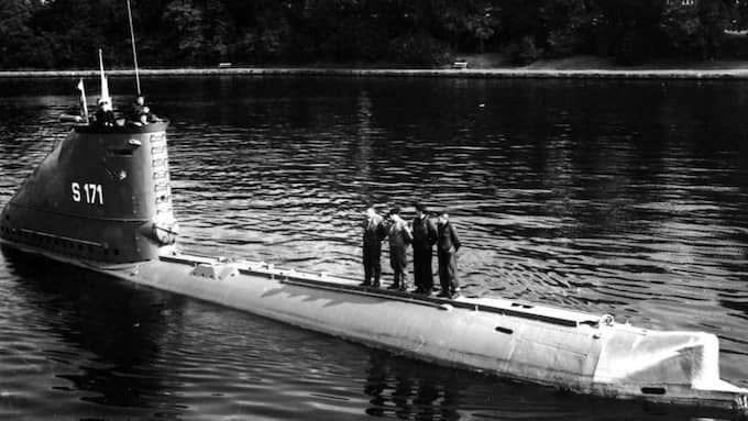 En annan tysk ubåt av modellen XXIII. Foto: BUNDESARCHIV