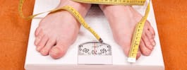 En ensam kamp att försöka gå ner i vikt
