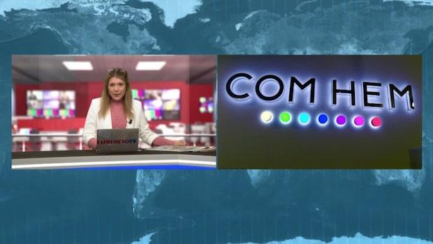 Comhem tar bort tre kanaler från sitt utbud
