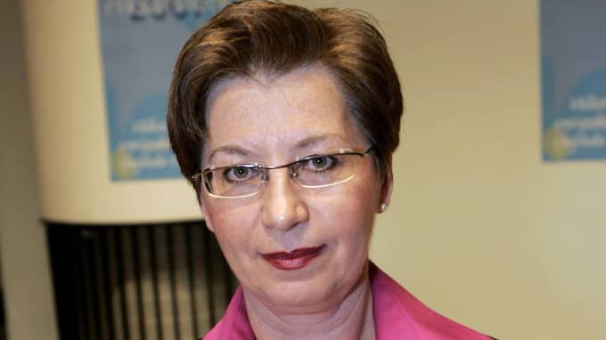 SD:s Anna Hagwall avgår efter sina uttalanden om Bonnier och svensk media. Foto: Sven Lindwall