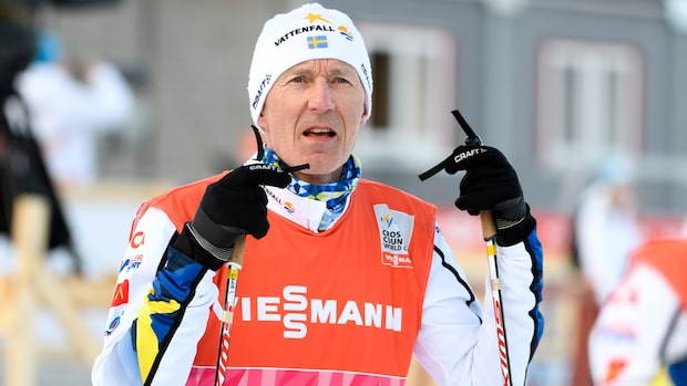 Succétränaren slutar i svenska skidlandslaget