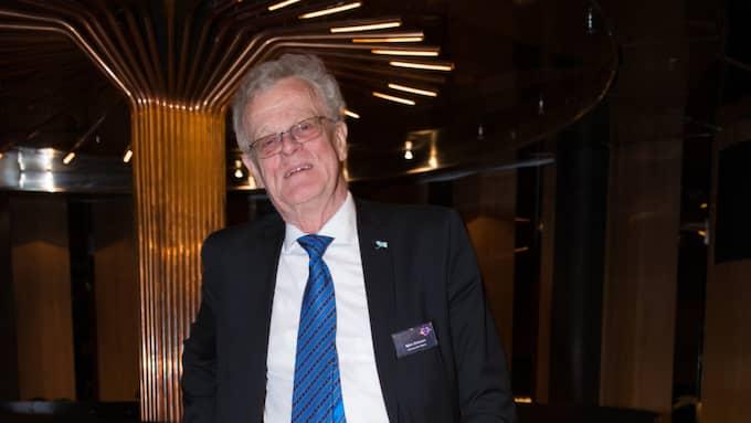 Björn Eriksson, ordförande i Riksidrottsförbundet. Foto: Jackeline Perez
