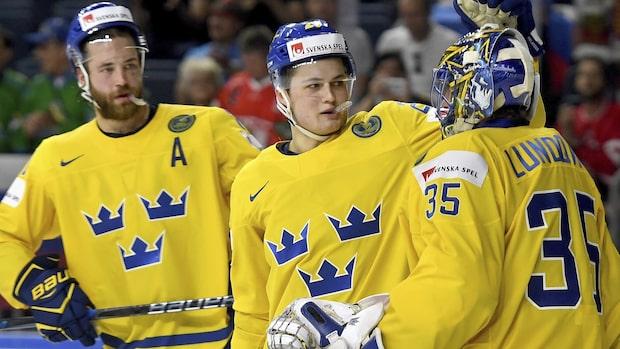 Highlights Sverige-Slovakien