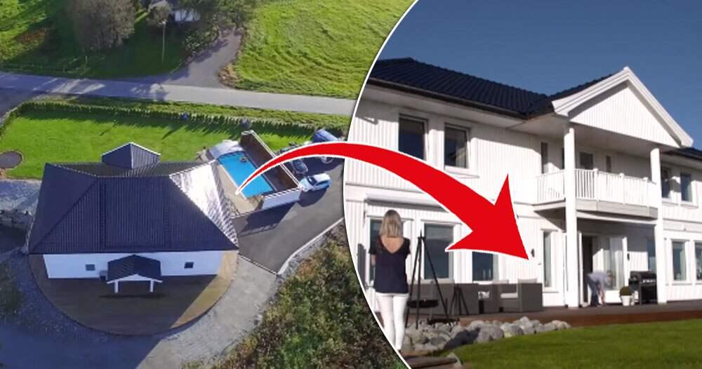 Jarle Hegerland byggde roterande hus u2013 för att alltid ha sol Leva& bo