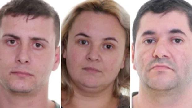 Stöldligan från Rumänien slog till på Ica, Coop och Willys