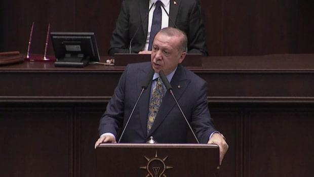 Turkiets president Erdogan om mordet på Jamal Khashoggi