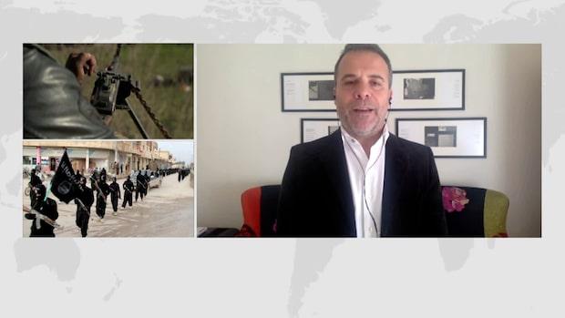 """Kassem Hamadé: """"Barnen är mänskliga sköldar"""""""