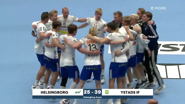 Höjdpunkter: Helsingborg–Ystads IF