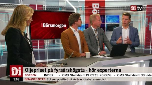 """Lindström: """"Lundin är ett av de bäst positionerade oljebolagen"""""""