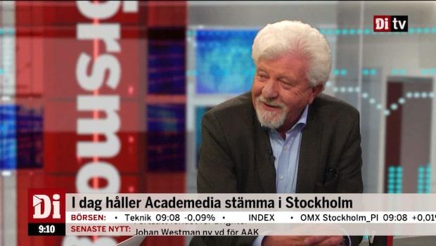 """Rune Andersson: """"Jag begriper mig inte på börsen"""""""