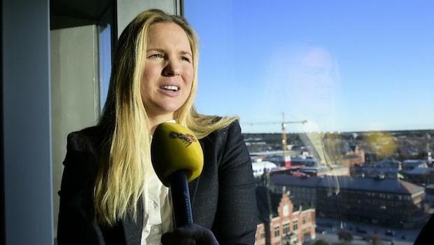 """Anja Pärson: """"Man måste våga riskera saker"""""""