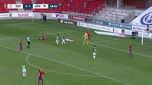 Höjdpunkter: Öster–Jönköpings Södra