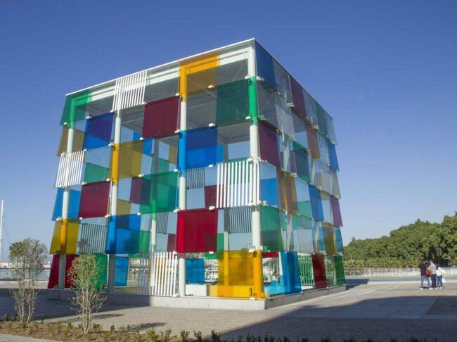 <span>Filialen till franska Centre Pompidou är ny för i år.<br></span>