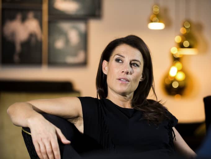 Jill Johnson Foto: Lennart Rehnman / GT/EXPRESSEN