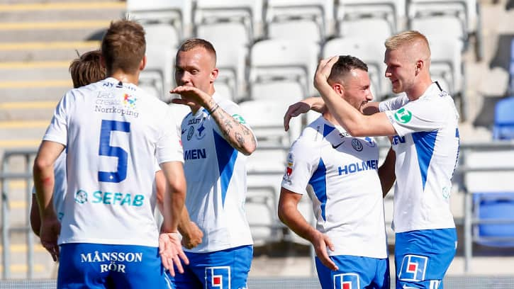 IFK Norrköping: IFK Norrköping vann efter drömanfall – 27 passningar i rad