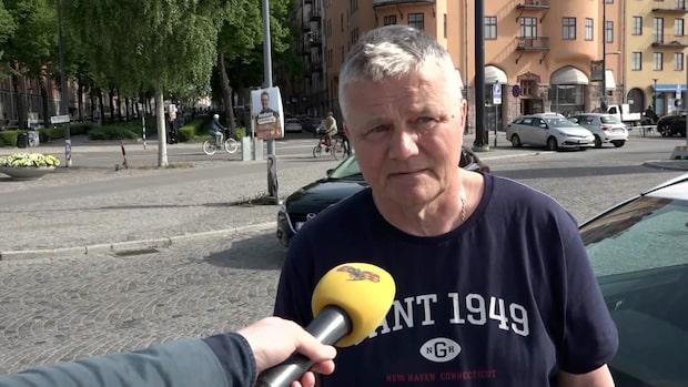 """Röster om EU-valet: """"Politikerna lever på en egen nivå"""""""