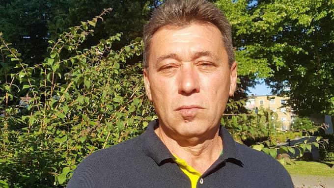 Chefen kopplade styptag på Zoltan Cikos, 55. Foto: Privat