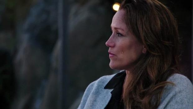 Renées Nybergs tårar i programmet