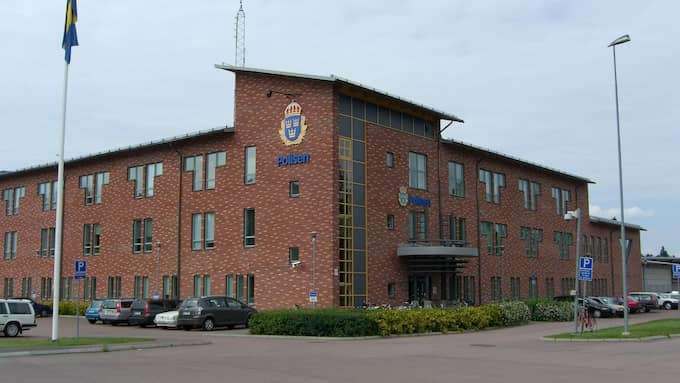 Kvinnan flyttades nyligen från Örebro till häktet i Karlstad. Foto: YLWA SVENSSON