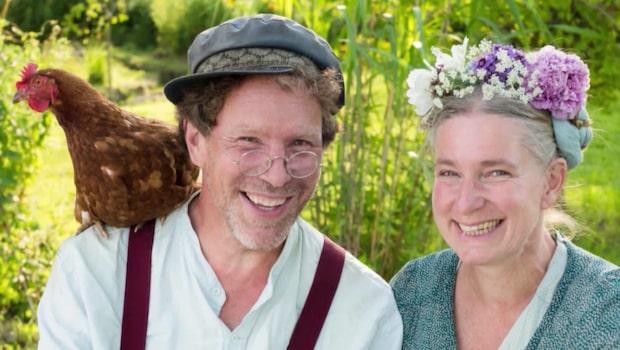 Vilka är paret Mandelmann?