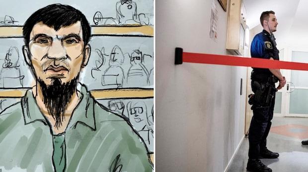 Rakhmat Akilov förhörs i rätten – allt om rättegången