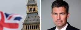 Svenskar oroliga över brittiskt regeringskaos